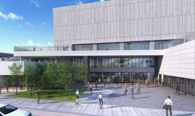 KDDI維新ホール 2021年、春誕生。