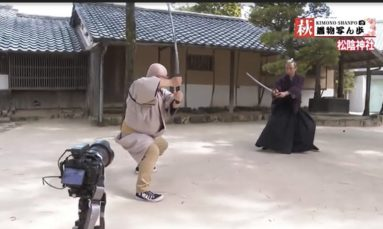 「萩侍」第12回 萩着物写ん歩 出演